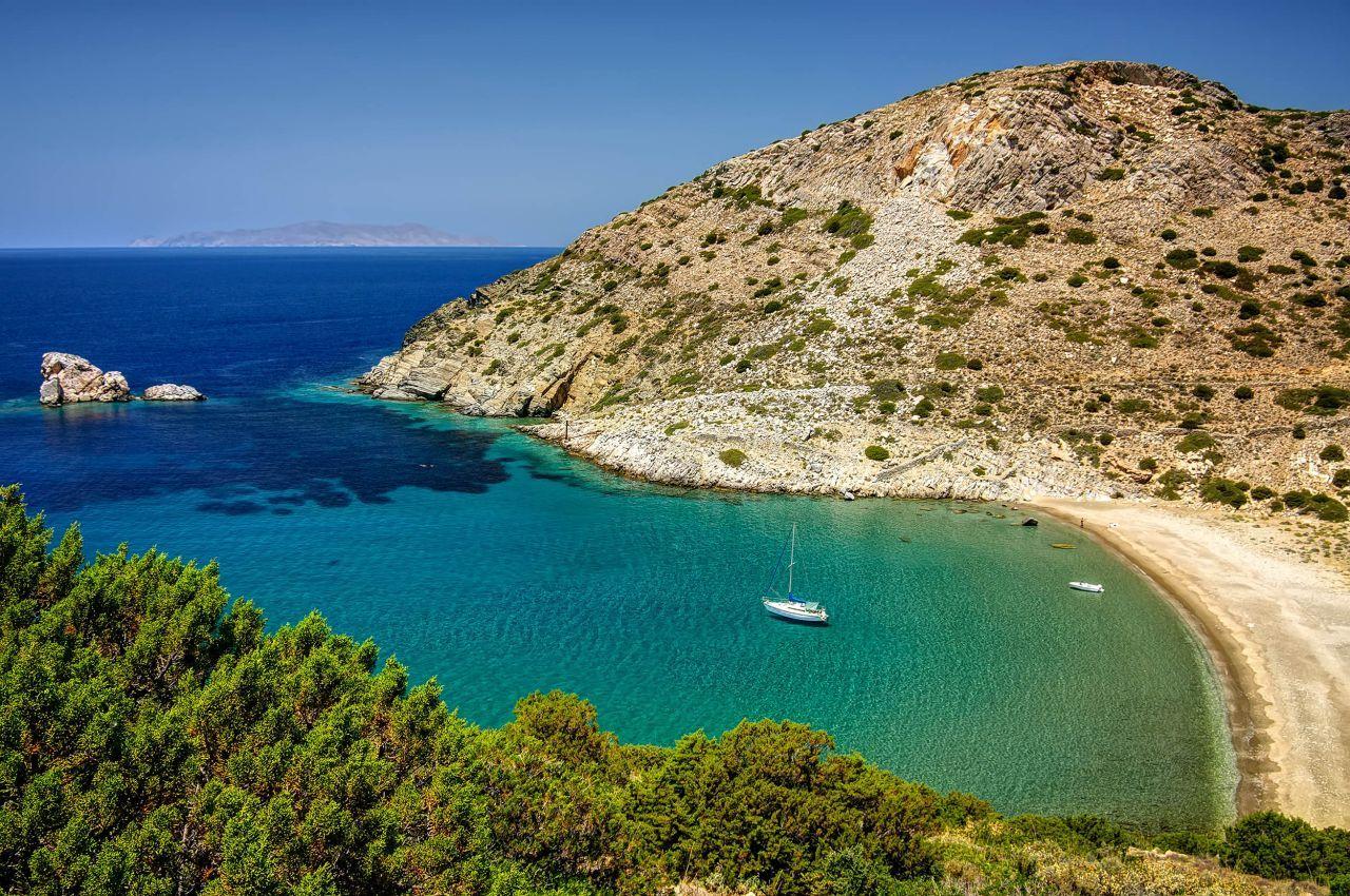 Sailing to Syros, Dream Weaver Sailing
